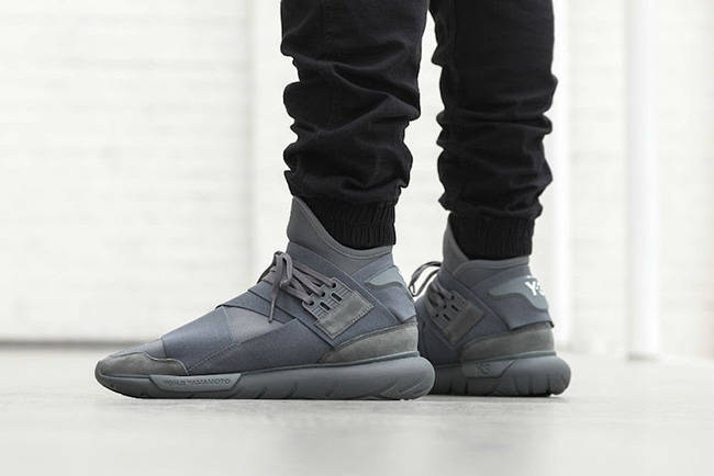 adidas Y-3 Qasa High 'Vista Grey'