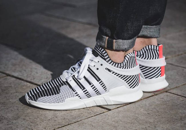 Thiết kế giày Adidas EQT Zebra - ALL IN ONE